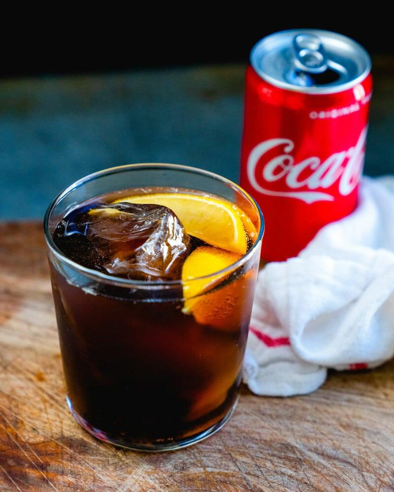 Jack and coke recipe