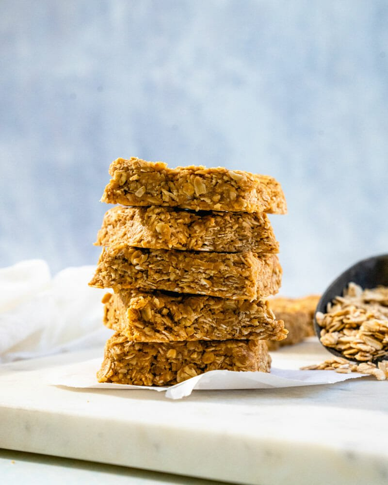 Oatmeal breakfast bars