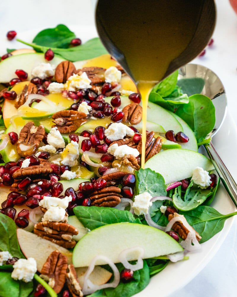 Pomegranate salad dressing