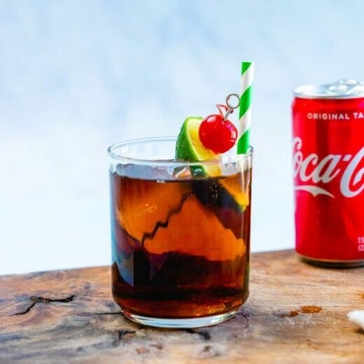 Vodka and coke
