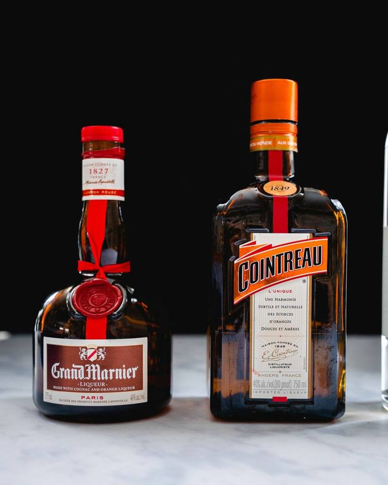 Cointreau vs Grand Marnier