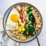 Savory oatmeal recipes