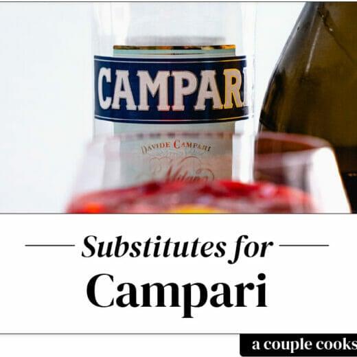 Campari substitute