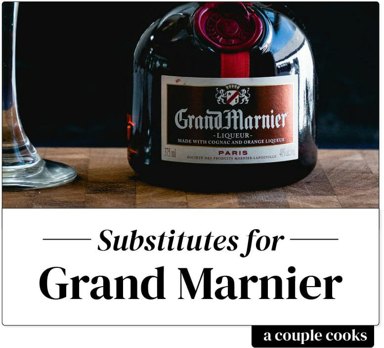 Grand Marnier Substitute