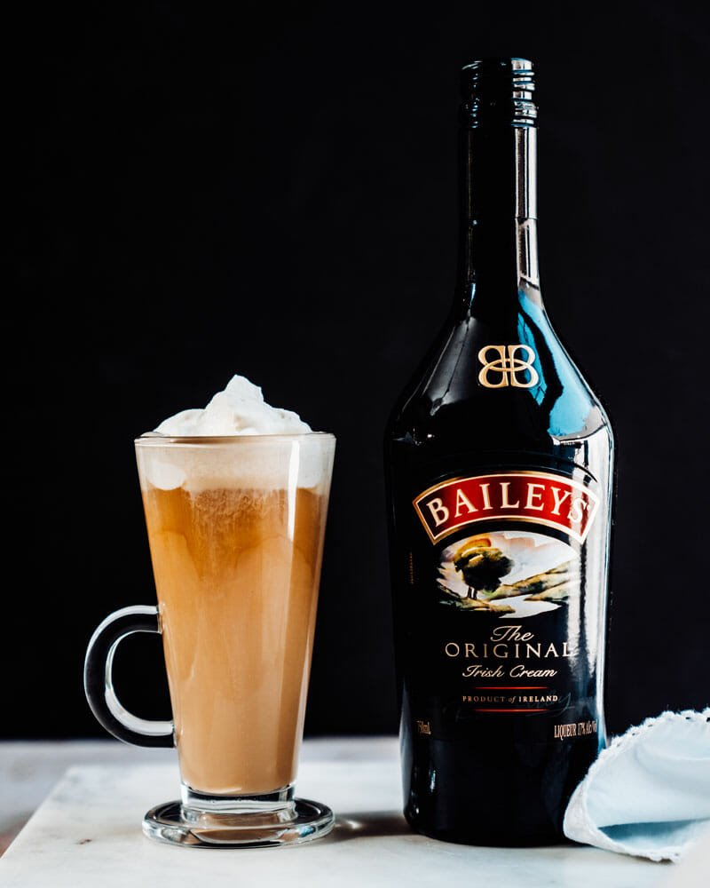 Baileys drinks and Irish cream cocktails