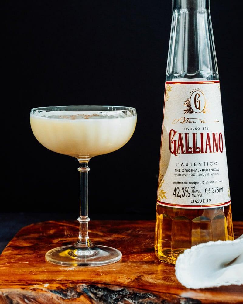 Golden Cadillac drink
