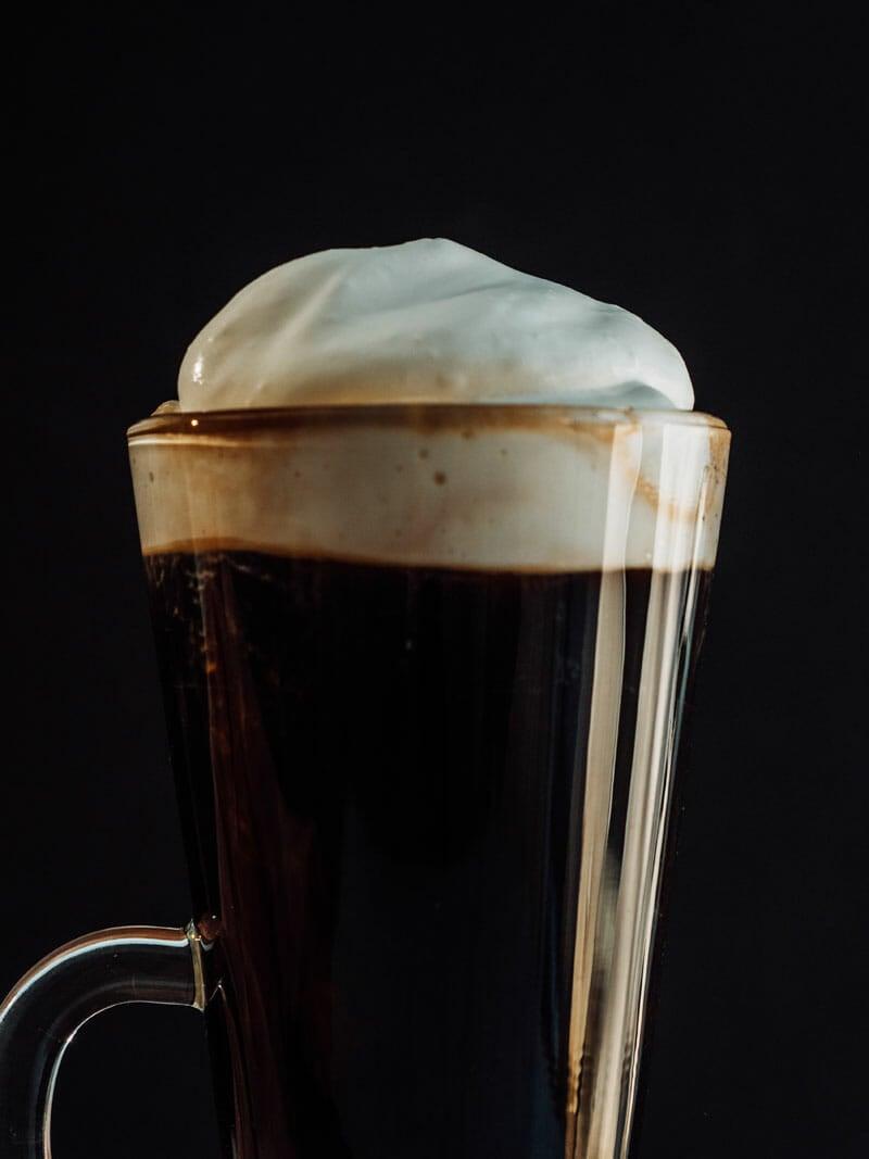 Irish coffee recipe