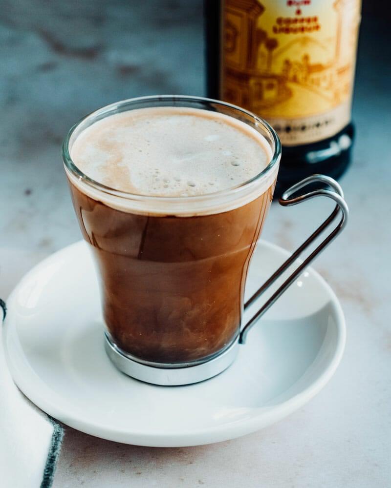 Kahlua coffee