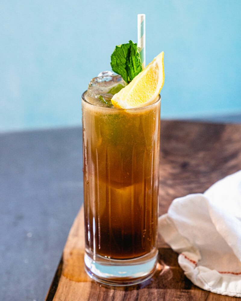 How to make a Long Island Iced Tea