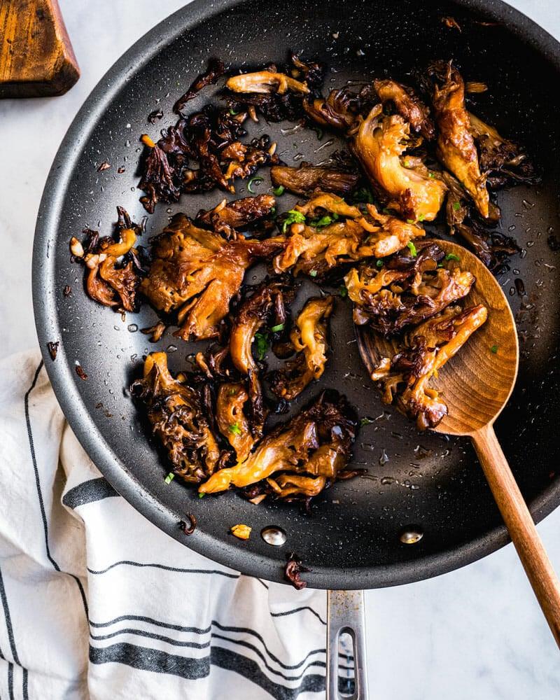 Maitake mushroom recipe
