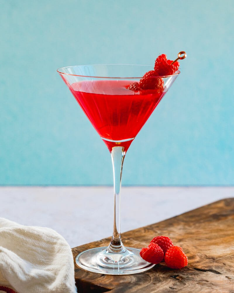 Red cocktails