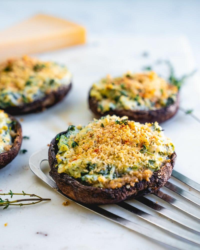 How to cook portobello mushrooms