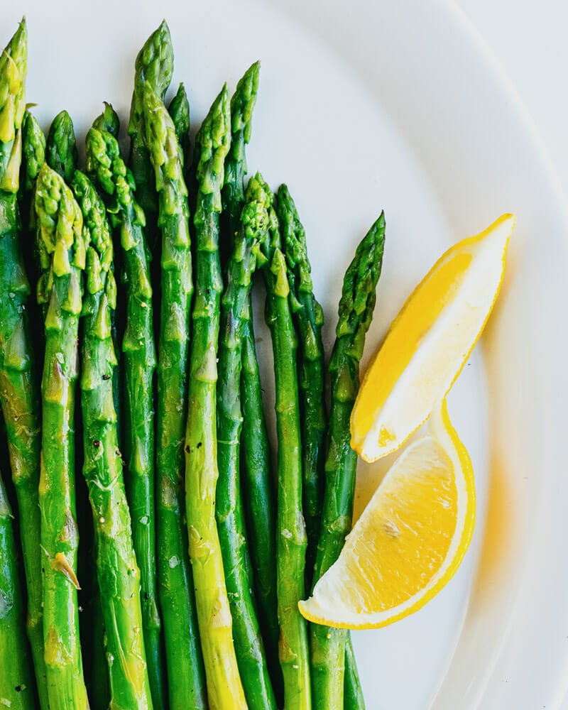 How long to boil asparagus