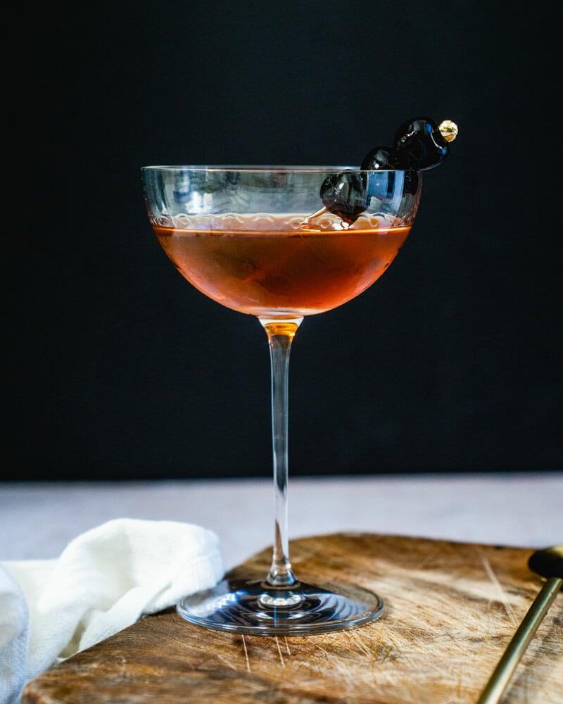Bourbon Manhattan