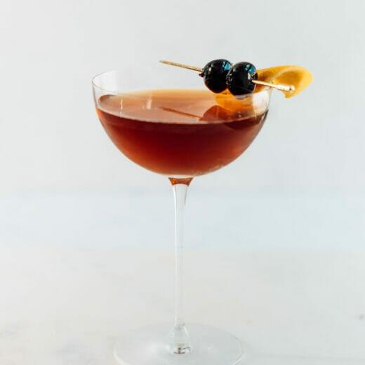 Brandy Manhattan