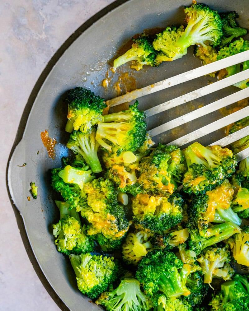 Broccoli and cheese recipe