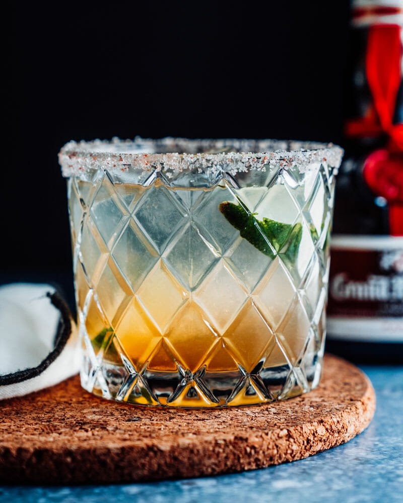 Grand Marnier margarita recipe