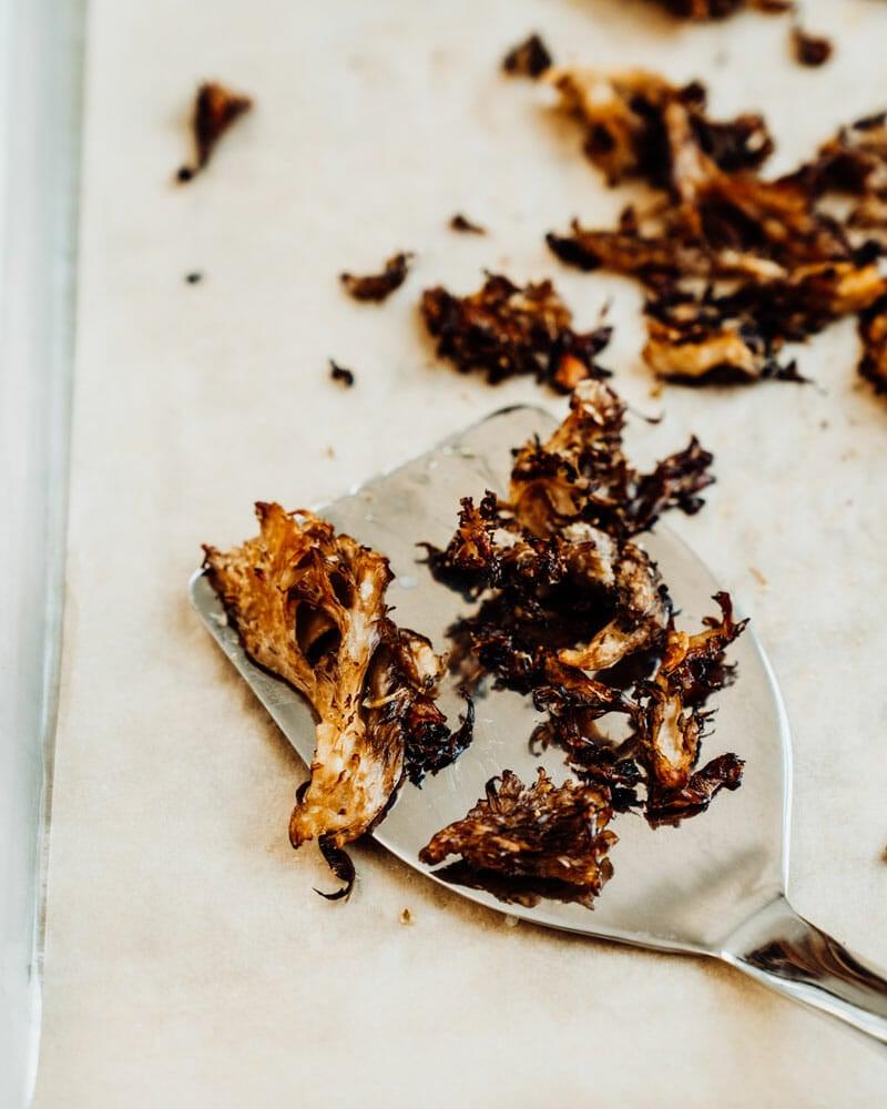 Hen of the woods recipe