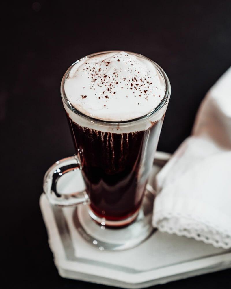 Mexican coffee recipe
