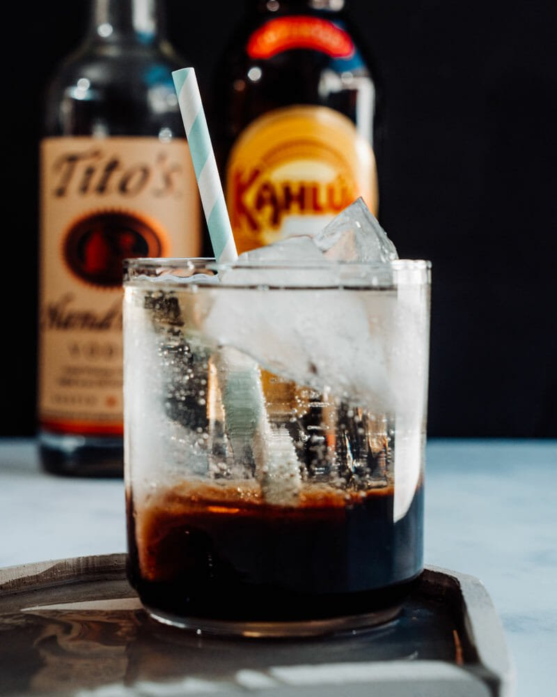 Mind Eraser cocktail