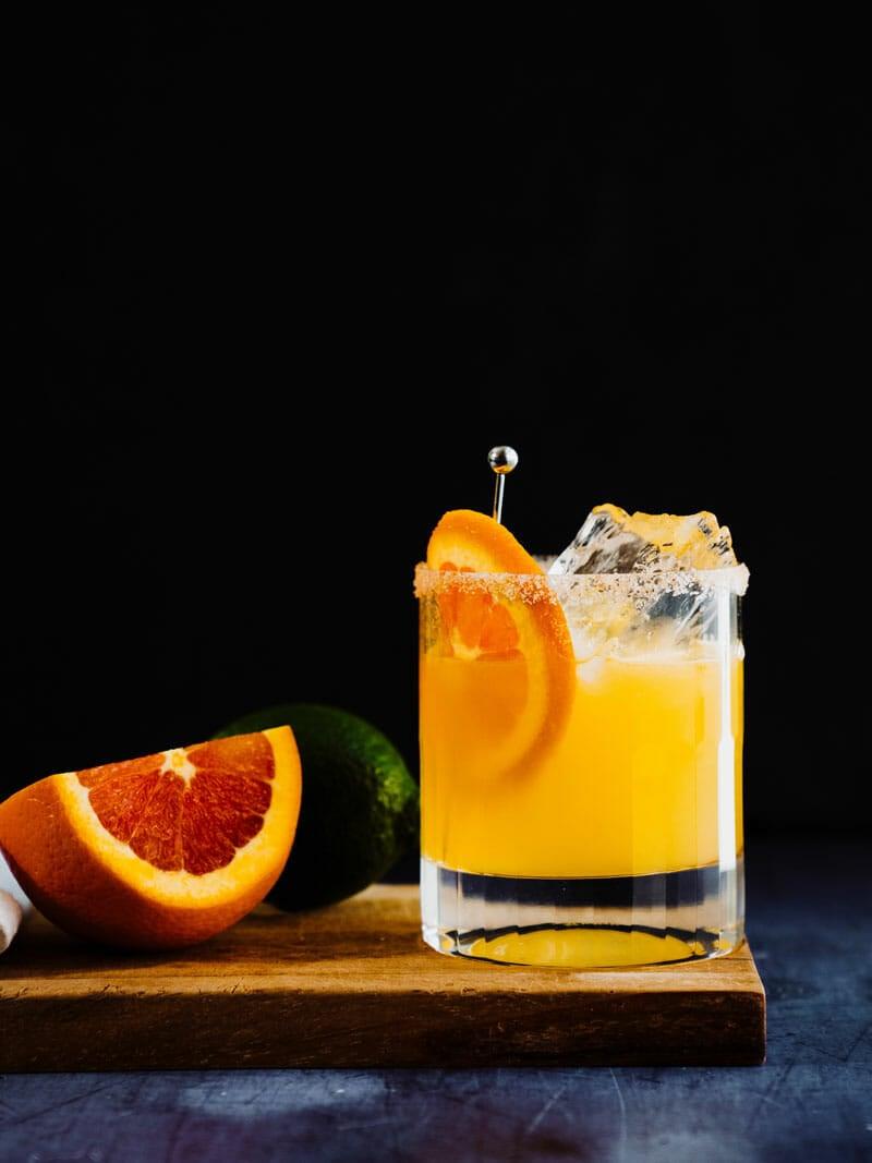 Orange margarita recipe