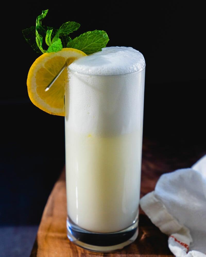 Ramos gin fizz recipe