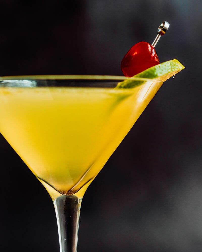 Yellow Bird drink