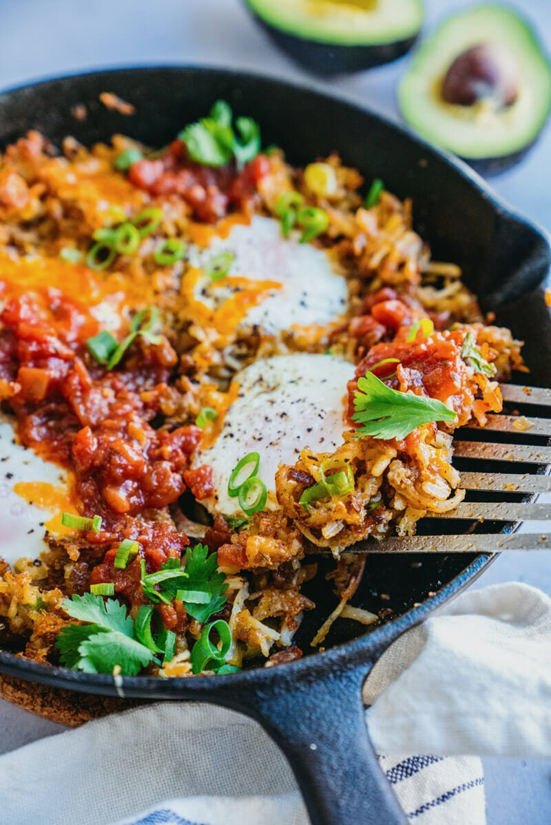 Breakfast skillet recipe