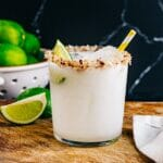 Coconut margarita