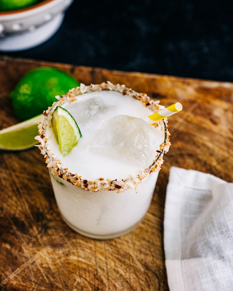 Coconut margarita recipe