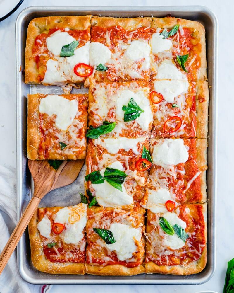 Resep pizza Focaccia