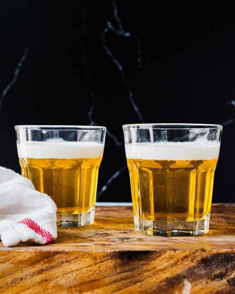 Little beer shot