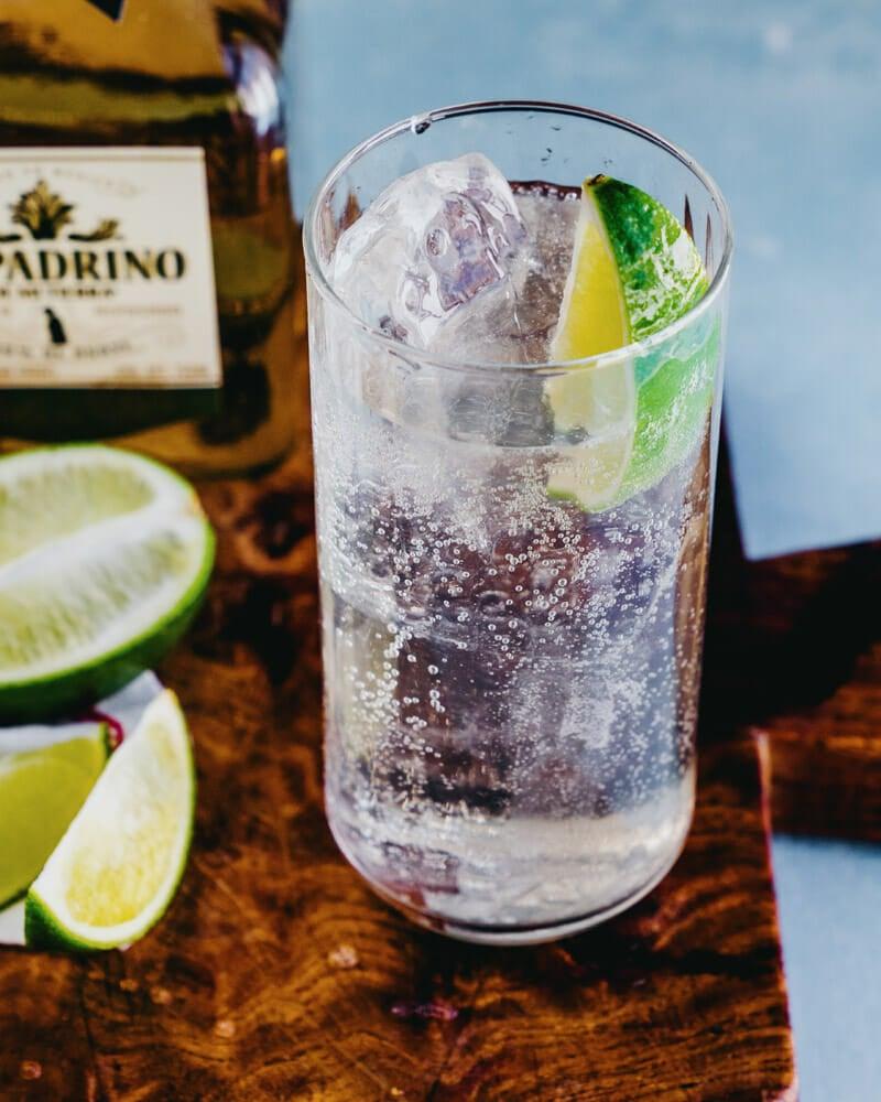 Tequila soda recipe
