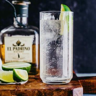 Tequila soda