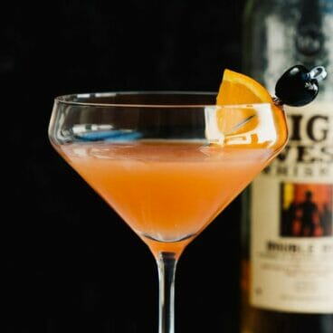 Ward 8 cocktail