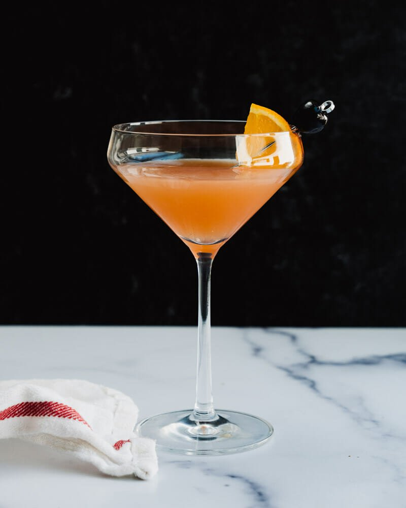 Ward 8 cocktail