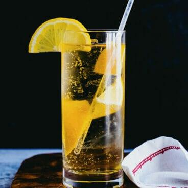 Whiskey Tonic