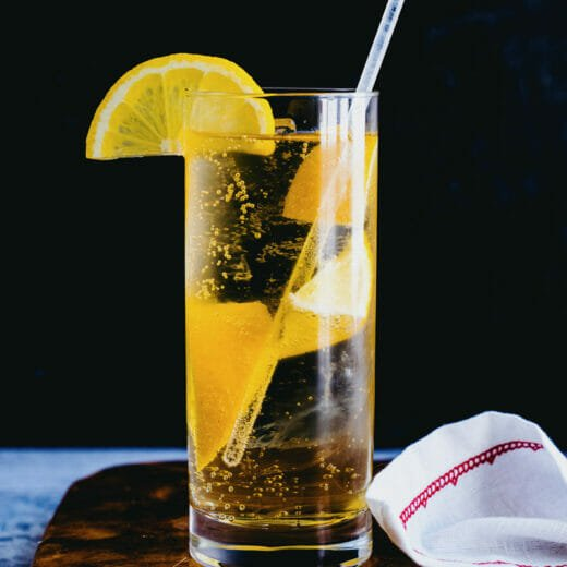 Whiskey Tonic