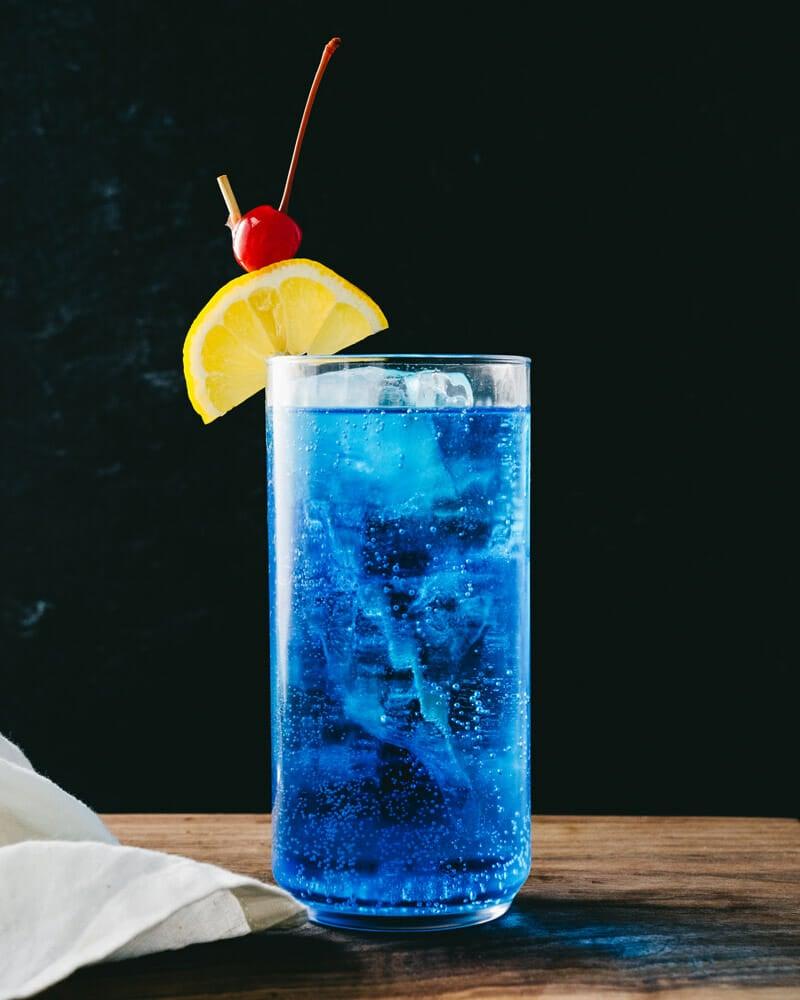 Aqua Velva Cocktail