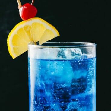 Aqua velva drink
