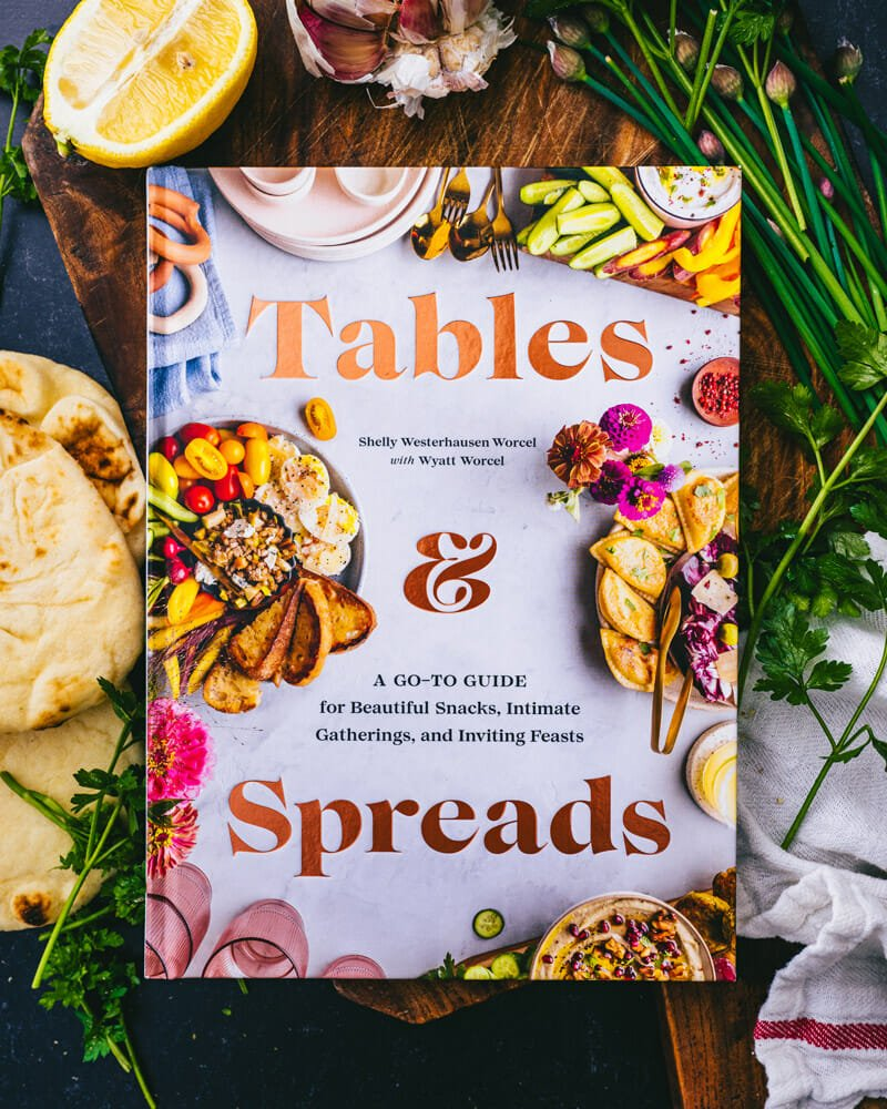 Tables and spreads