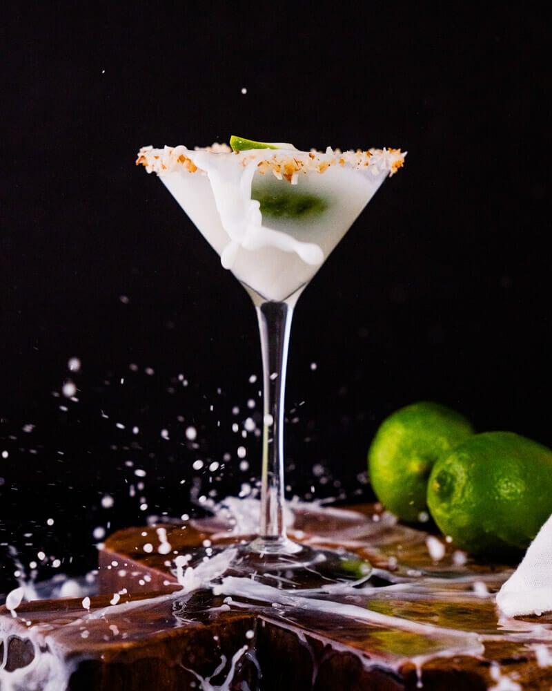 Coconut martini recipe