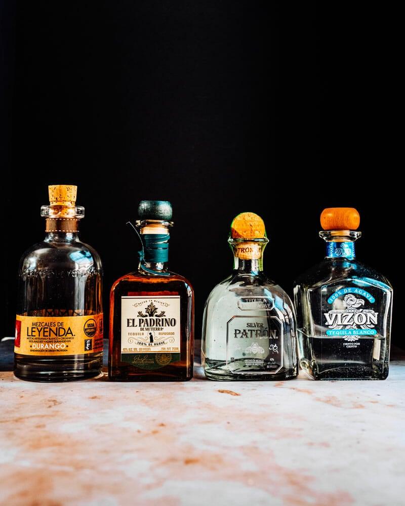 Types of tequila: resposado vs anejo