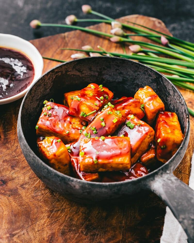 BBQ tofu recipe