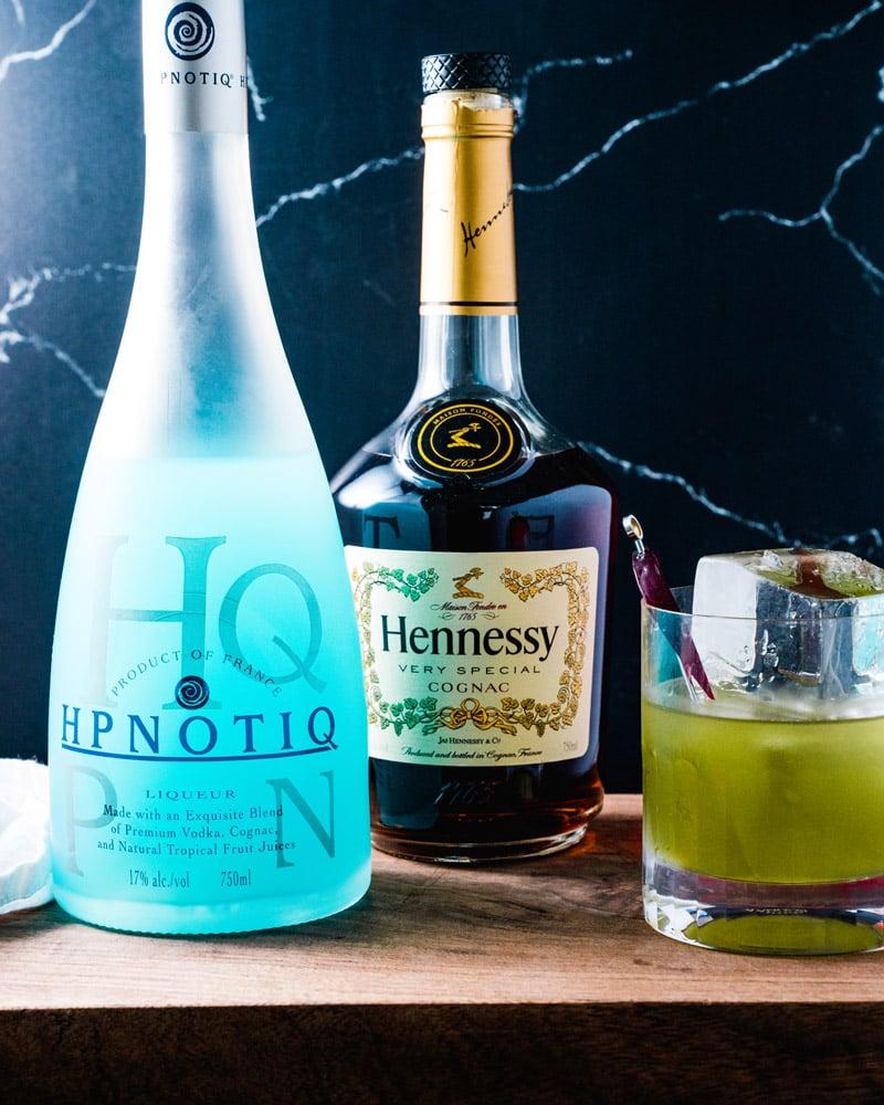 Incredible hulk drink