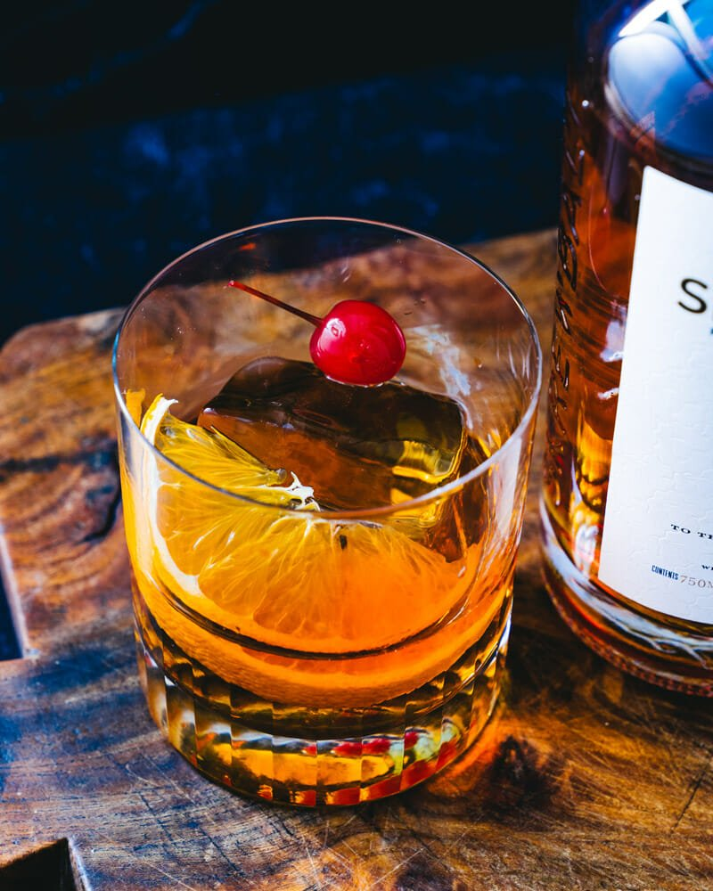 Skrewball Old Fashioned
