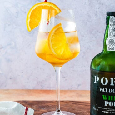 White Port and Tonic