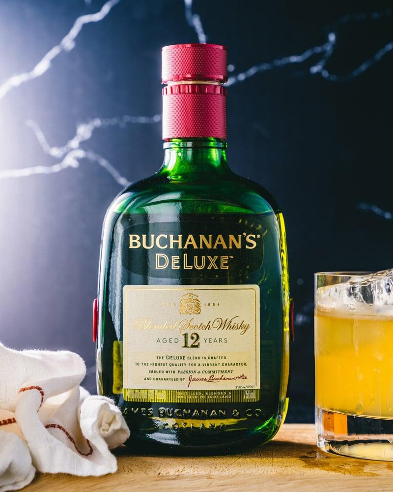Buchanan's Scotch