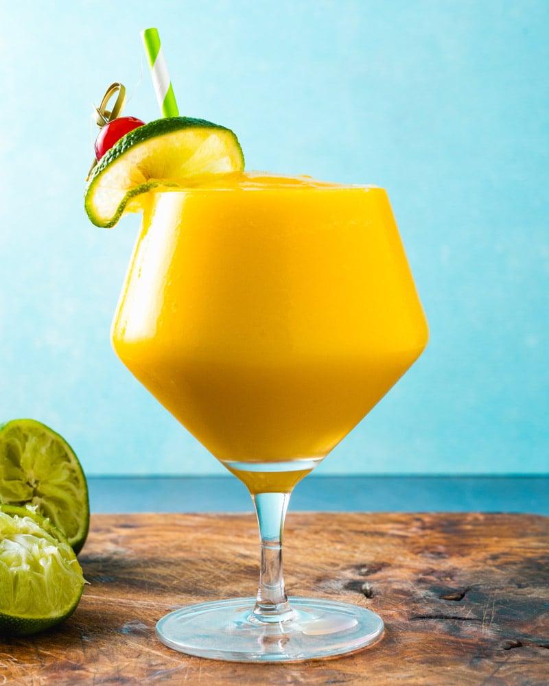 Mango cocktails