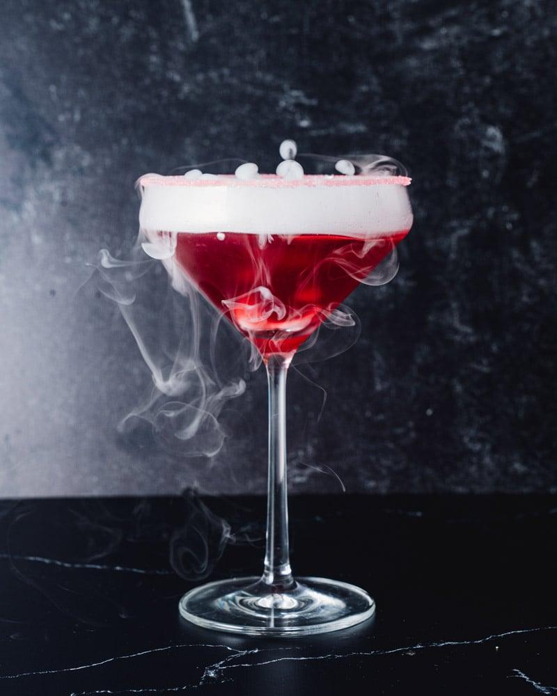 Vampire's Kiss Cocktail